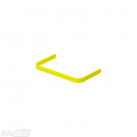 METROPOLIS/SQUARE kibiro didelė rankena, geltona