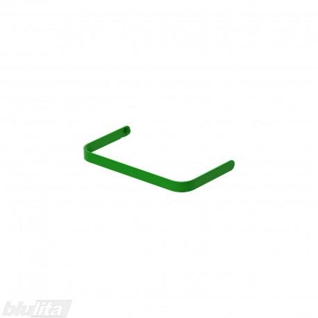 METROPOLIS/SQUARE kibiro didelė rankena, žalia