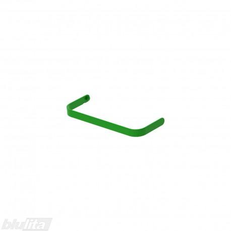 METROPOLIS/SQUARE kibiro vidutinė rankena, žalia