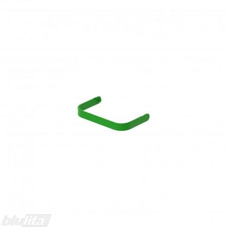 METROPOLIS/SQUARE kibiro maža rankena, žalia