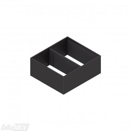 AMBIA-LINE plieninis rėmelis su magnetine nugarėle, plotis242mm, gylis270mm, aukštis111mm, juodas