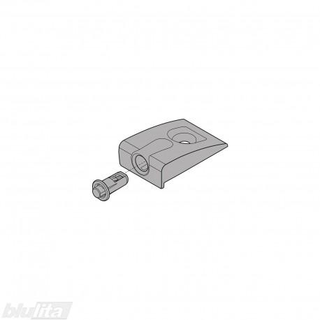 SERVO-DRIVE distancinis fasado bamperis su tvirtinimo detale, Ø 5 mm