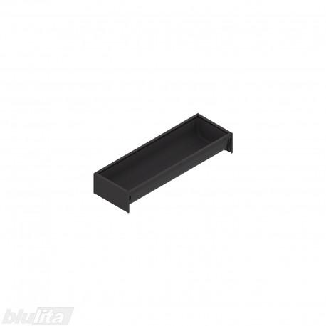 AMBIA-LINE įrankių dėklas su SOFTTOUCH padengimu, plotis300mm, gylis100mm, aukštis50,5mm, juodas