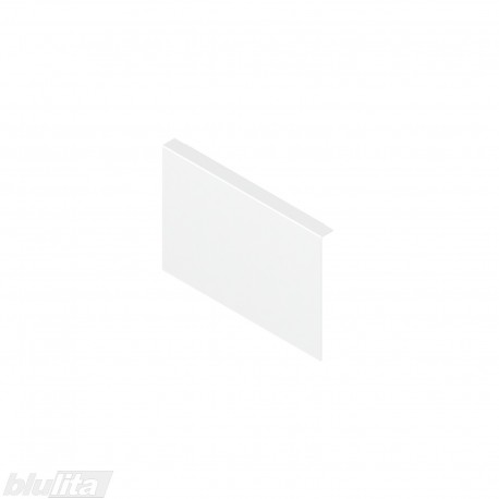 AMBIA-LINE adapteris plieniniam rėmeliui su magnetine nugarėle, aukštisC, baltas