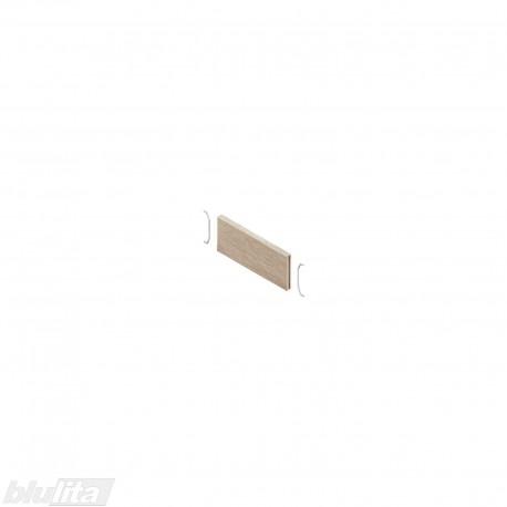 AMBIA-LINE skersinė pertvarėlė mediniams rėmeliams, plotis87,6mm, aukštis50mm, Bardolino ąžuolas