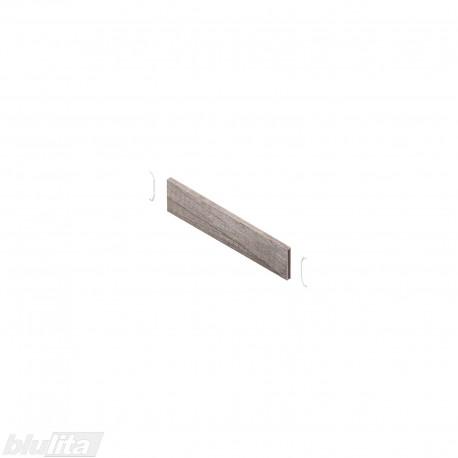 AMBIA-LINE skersinė pertvarėlė mediniams rėmeliams, plotis187,6mm, aukštis50mm, Nebrasko ąžuolas
