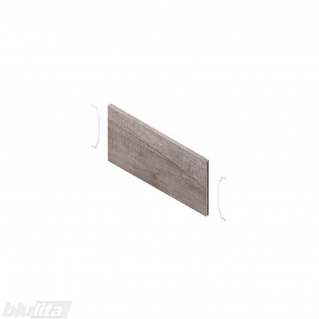 AMBIA-LINE skersinė pertvarėlė mediniams rėmeliams, plotis205,6mm, aukštis100mm, Nebrasko ąžuolas