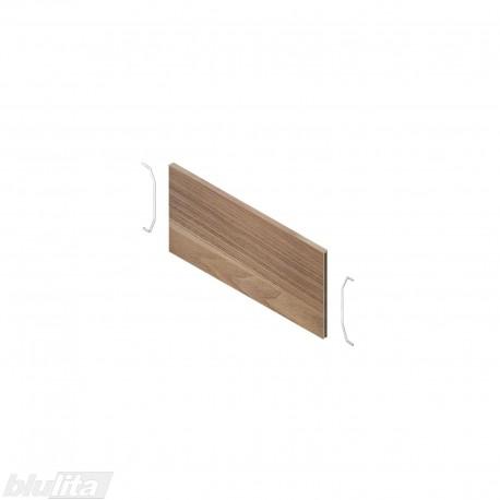 AMBIA-LINE skersinė pertvarėlė mediniams rėmeliams, plotis205,6mm, aukštis100mm, Tenesio riešutmedis