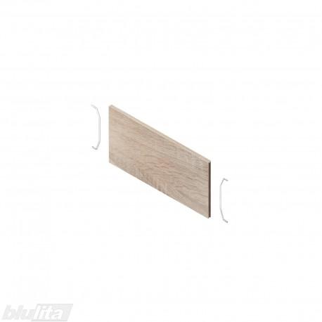 AMBIA-LINE skersinė pertvarėlė mediniams rėmeliams, plotis205,6mm, aukštis100mm, Bardolino ąžuolas