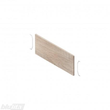 AMBIA-LINE skersinė pertvarėlė mediniams rėmeliams, plotis229,6mm, aukštis100mm, Bardolino ąžuolas