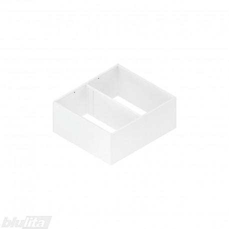 AMBIA-LINE plieninis rėmelis su magnetine nugarėle, plotis242mm, gylis270mm, aukštis111mm, baltas
