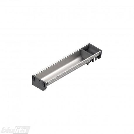 ORGA-LINE nerūdijančio plieno lovelių rinkinys, gylis 450 mm, BI1