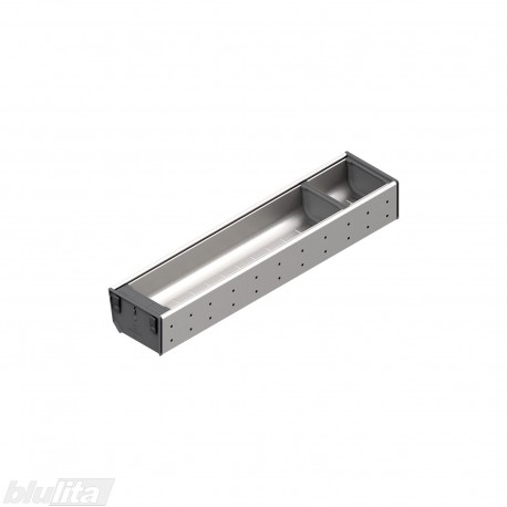 ORGA-LINE nerūdijančio plieno lovelių rinkinys, gylis 500 mm, BI1