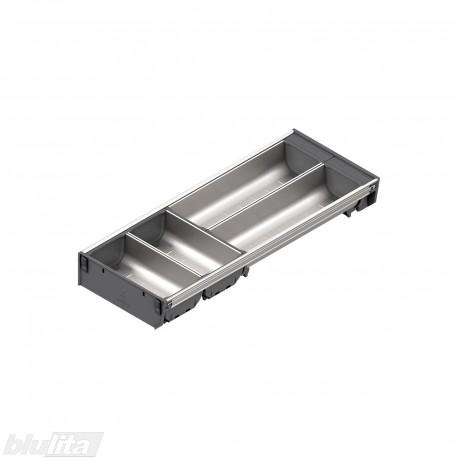 ORGA-LINE nerūdijančio plieno lovelių rinkinys, gylis 500 mm, BI2