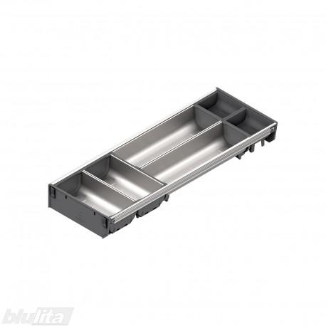 ORGA-LINE nerūdijančio plieno lovelių rinkinys, gylis 550 mm, BI2