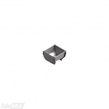 ORGA-LINE nerūdijančio plieno lovelis, plotis 88 mm, ilgis 88 mm