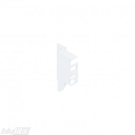 TANDEMBOX nugarėlės laikiklis, Maukštis, baltos spalvos, dešinys