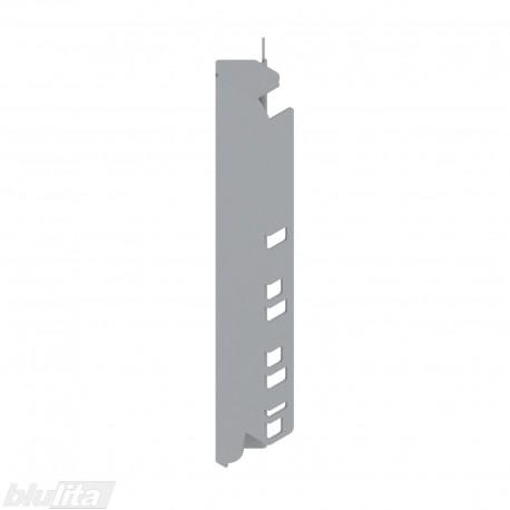 TANDEMBOX nugarėlės laikiklis 45°, Daukštis, pilkos spalvos, dešinys