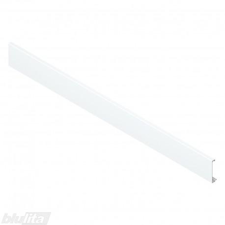 """TANDEMBOX intivo/antaro vidinio stalčiaus fasado profilis, ilgis 1036 mm, be įlaidos, baltos """"Silk"""" spalvos, simetriškas"""