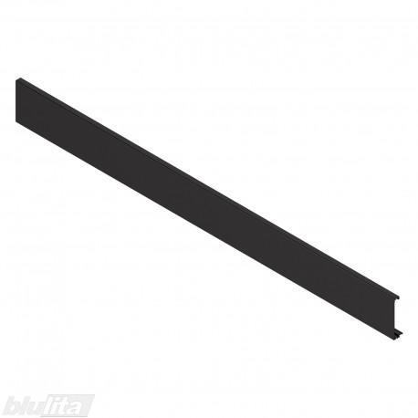 TANDEMBOX INTIVO/ANTARO pjaustomas fasadas, ilgis 1036 mm, BE ĮLAIDOS, TERRA BLACK