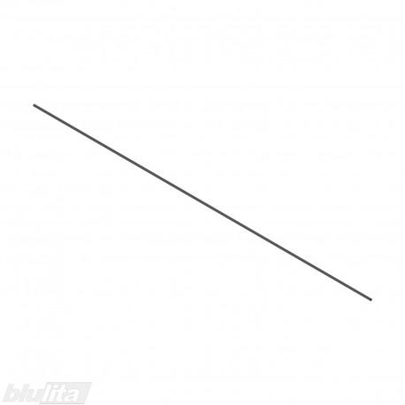 TIP-ON BLUMOTION sinchronizavimo strypas, ilgis1125mm, pjaustomas, simetriškas
