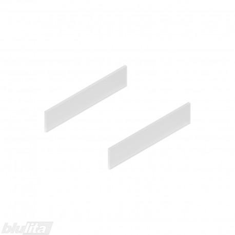 TANDEMBOX antaro dizaino elementai NL 300mm, Caukštis, matinis stiklas, pora