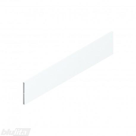 """TANDEMBOX antaro dizaino elementas NL 450mm, Daukštis, metalas, baltos """"Silk"""" spalvos, simetriškas"""