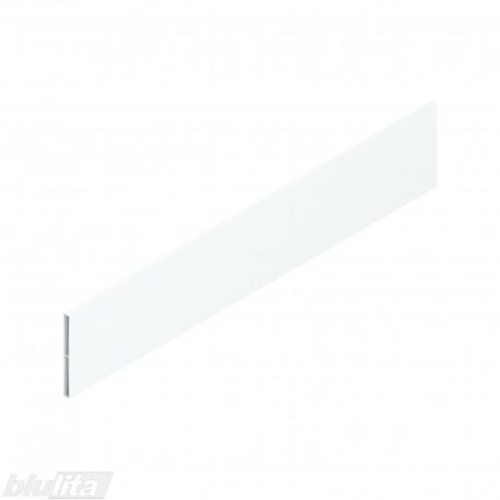 """TANDEMBOX antaro dizaino elementas NL 500mm, Daukštis, metalas, baltos """"Silk"""" spalvos, simetriškas"""