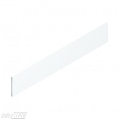 """TANDEMBOX antaro dizaino elementas NL 550mm, Daukštis, metalas, baltos """"Silk"""" spalvos, simetriškas"""