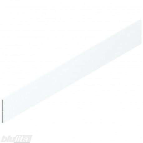 """TANDEMBOX antaro dizaino elementas NL 650mm, Daukštis, metalas, baltos """"Silk"""" spalvos, simetriškas"""