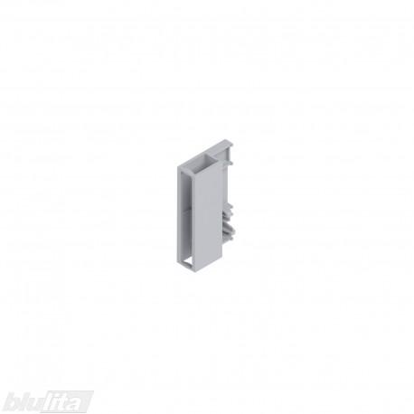 TANDEMBOX antaro dizaino elemento galinis laikiklis, Caukštis, pilkos spalvos, kairys