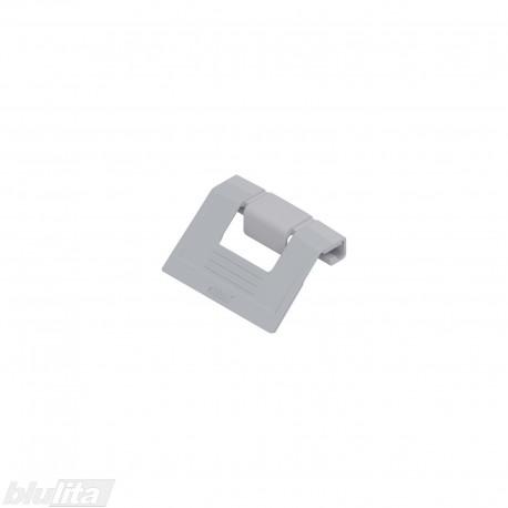 TANDEMBOX intivo/antaro rankenėlė vidiniam stalčiui, be fiksacijos, pilkos spalvos