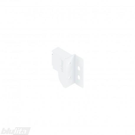 TANDEMBOX nugarėlės laikiklis, Naukštis, baltos spalvos, kairys