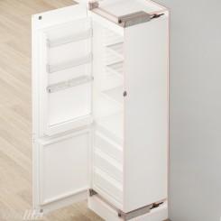 SERVO-DRIVE flex komplektas kombinuotai šaldytuvo- šaldiklio spintelei