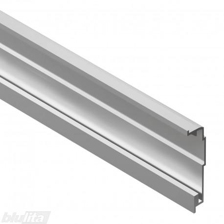 SERVO-DRIVE mechanizmo horizontalaus tvirtinimo profilis 1143mm, be kabelio, aliuminis