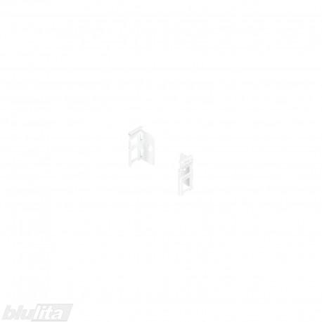 """LEGRABOX nugarėlės laikikliai, Naukštis, baltos """"Silk"""" spalvos"""