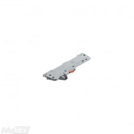 TIP-ON BLUMOTION mechanizmas, 40kgapkr.bėg., stalčiaus svoris 0-20kg, LEGRABOX / MOVENTO NL350-750mm, tipas L1