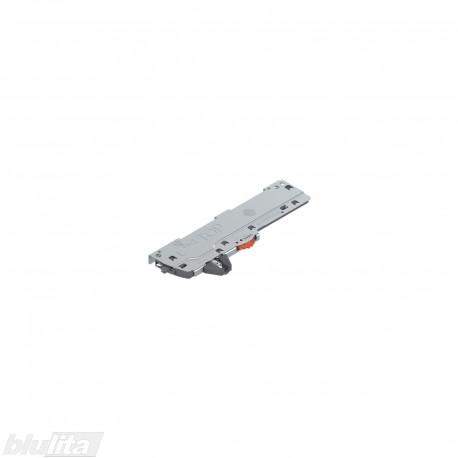 TIP-ON BLUMOTION mechanizmas, 40kgapkr.bėg., stalčiaus svoris 5-40kg, LEGRABOX / MOVENTO NL350-750mm, tipasL3