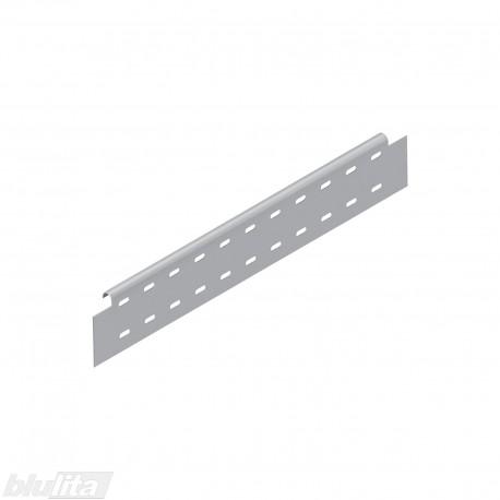 TANDEMBOX plus stalčiaus šono paaukštinimas BOXSIDE NL500mm, Baukštis, vienasienis, pilkos spalvos, simetriškas