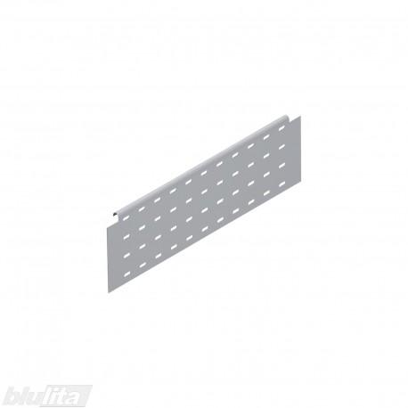 TANDEMBOX plus stalčiaus šono paaukštinimas BOXSIDE NL500mm, Daukštis, vienasienis, pilkos spalvos, simetriškas