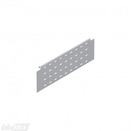 TANDEMBOX plus stalčiaus šono paaukštinimas BOXSIDE NL450mm, Daukštis, vienasienis, pilkos spalvos, simetriškas