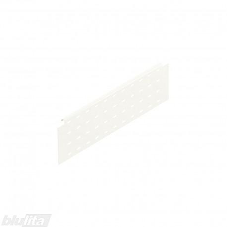 """METABOX stalčiaus šono paaukštinimas BOXSIDE, NL500mm, Daukštis, vienasienis, baltos """"Cream"""" spalvos"""