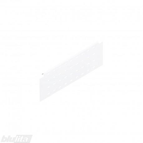 TANDEMBOX plus stalčiaus šono paaukštinimas BOXSIDE NL450mm, Daukštis, vienasienis, baltos spalvos, simetriškas