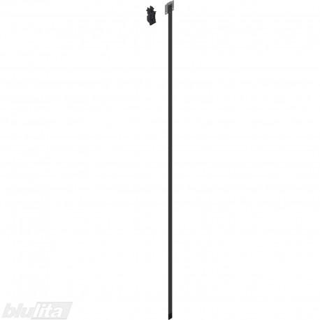 CABLOXX užrakto strypo komplektas spintelėms iki 1300mm aukščio