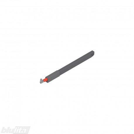 TANDEMBOX ANTARO išilginė pertvarėlė, 350 mm, kairys, ORION GREY