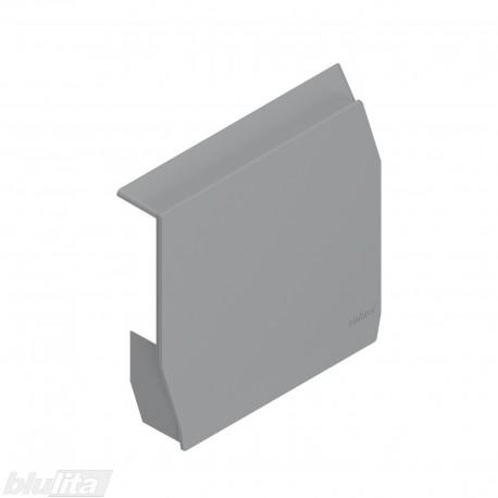 AVENTOS HK-S mechanizmo dangtelis, pilkos spalvos, kairys