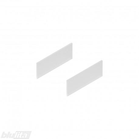 TANDEMBOX antaro dizaino elementai NL 270mm, Daukštis, matinis stiklas, pora