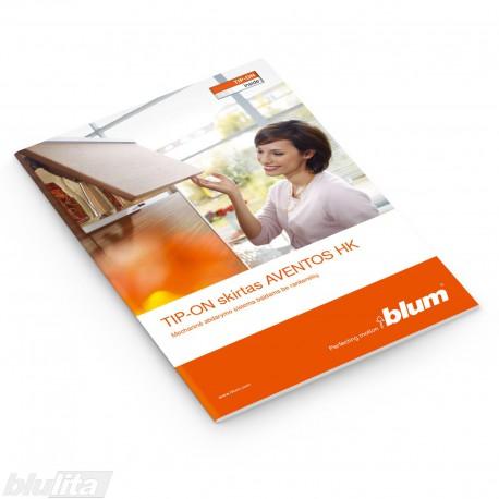 Brošiūra – TIP-ON skirtas AVENTOS HK