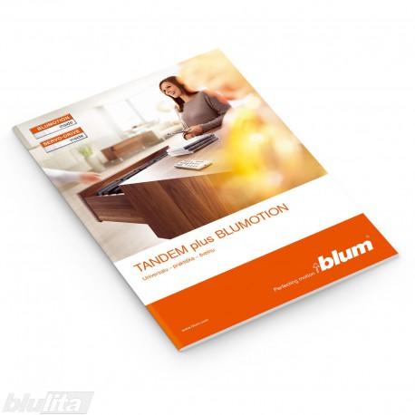 Brošiūra – TANDEM plus BLUMOTION