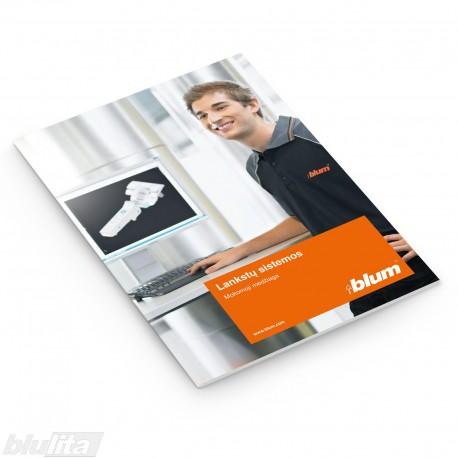 Brošiūra – Lankstų sistemos – mokomoji medžiaga